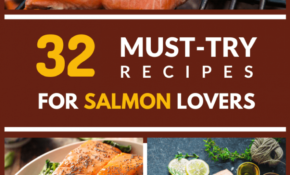 13 Must Try Recipes For Salmon Lovers – Food Recipes To Try