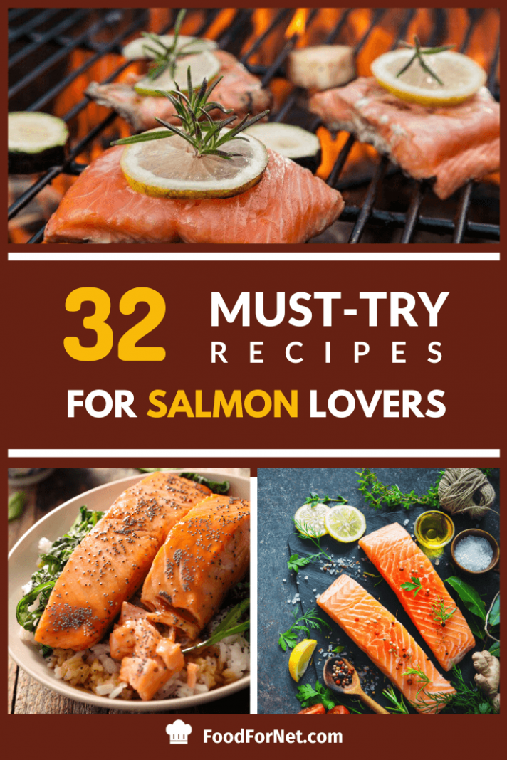 13 Must-Try Recipes For Salmon Lovers - food recipes to try