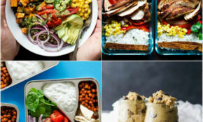13 Of The BEST Meal Prep Recipes For Breakfast Lunch ..