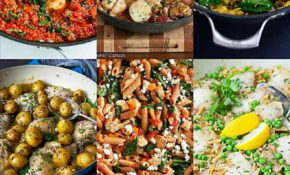 13 One Pot Chicken Recipes Healthy – Cookin Canuck – Chicken Recipes Dinner