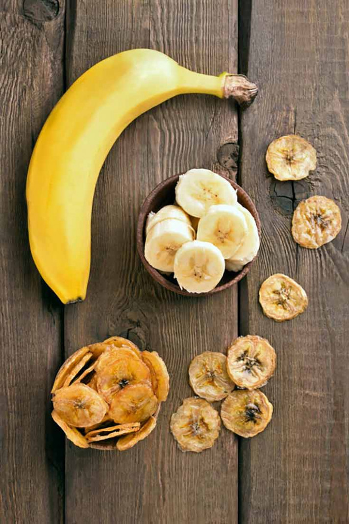 13 Overripe Banana Recipes That Are Healthy | The Gracious Pantry - healthy recipes ripe bananas