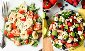 13 Pinterest Approved Healthy Summer Salad Recipes – Healthy Recipes Pinterest