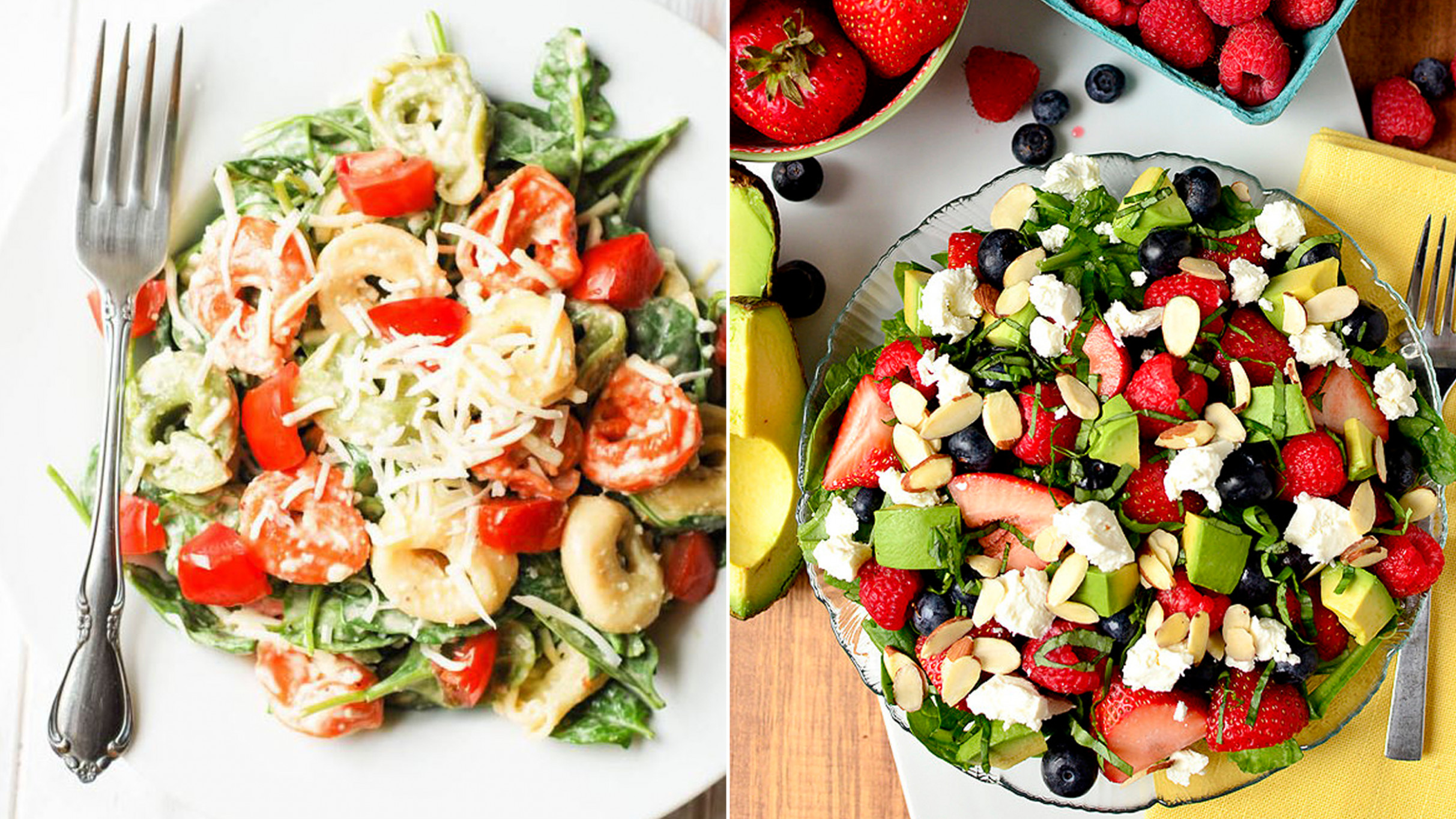 13 Pinterest-approved healthy summer salad recipes