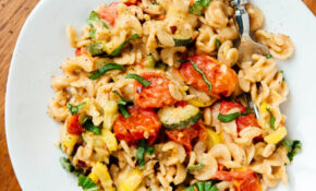 13 Simple Vegetarian Dinner Recipes – Cookie And Kate – Summer Recipes Dinner