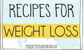 13 Vegan Recipes For Weight Loss • It Doesn't Taste Like Chicken – Recipes For Vegetarian