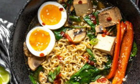 13 Ways To Upgrade Instant Ramen – Make It A Meal! – Budget Bytes – Egg Noodle Recipes Vegetarian