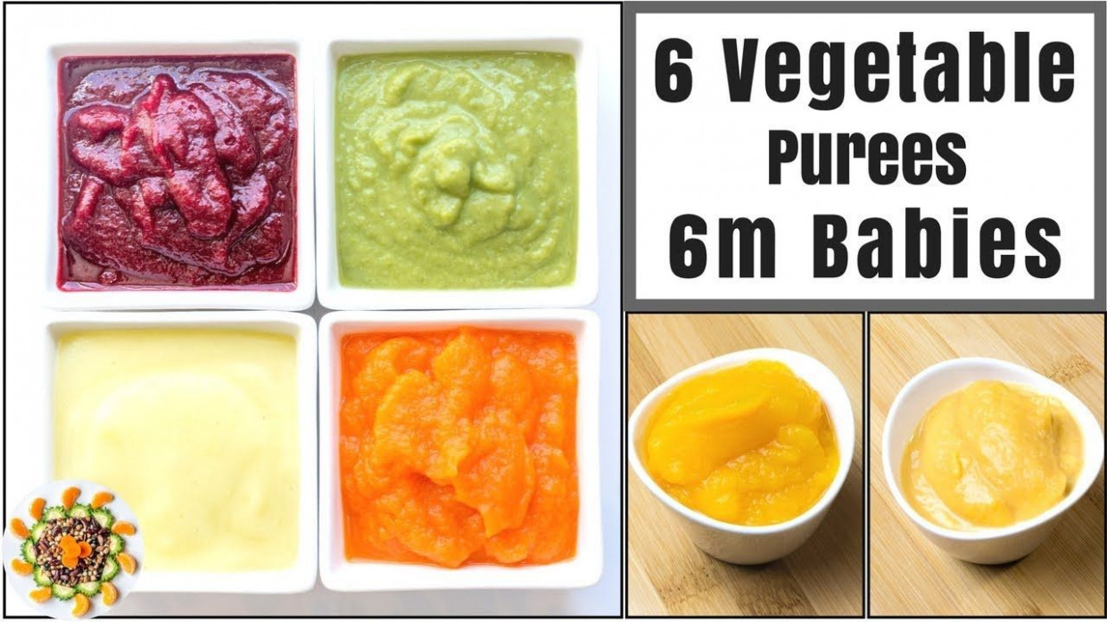 133 Vegetable Puree for 133 month old Baby | Stage 13 Homemade ..