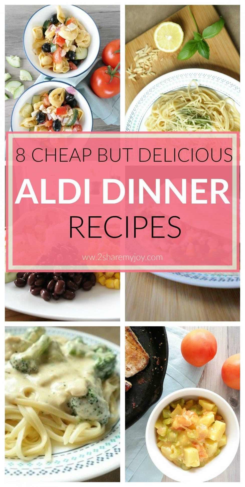 14+ Aldi Meals – Cheap Dinner Recipes Under $14 Per Serving ..