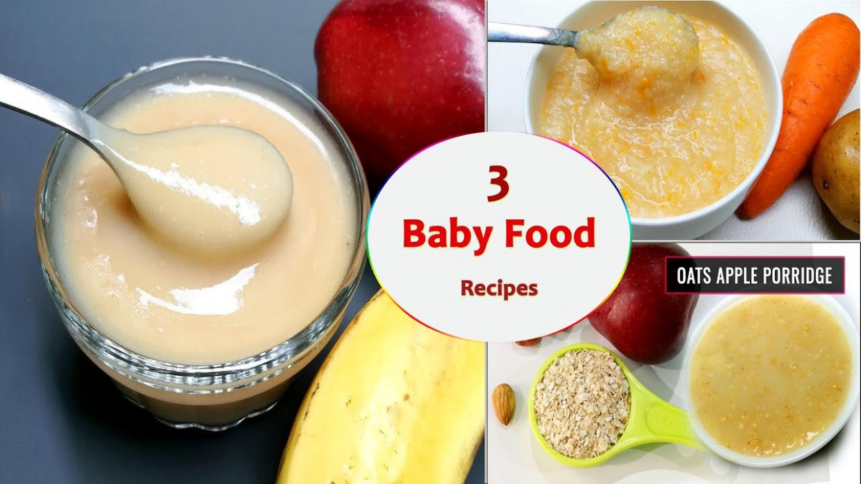 14 Baby food recipes || 14 to 14 months baby food || Healthy & tasty baby food - homemade baby food recipes 6-9 months