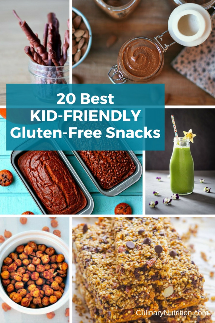 14 Best Kid-Friendly Gluten-Free Snacks - recipes kid friendly healthy