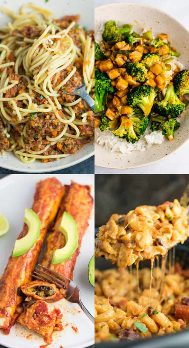 14 Best Vegetarian Recipes - Build Your Bite - Recipes Quick And Easy Vegetarian