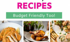 14 Budget Friendly and Easy Air Fryer Recipes | Meal ...