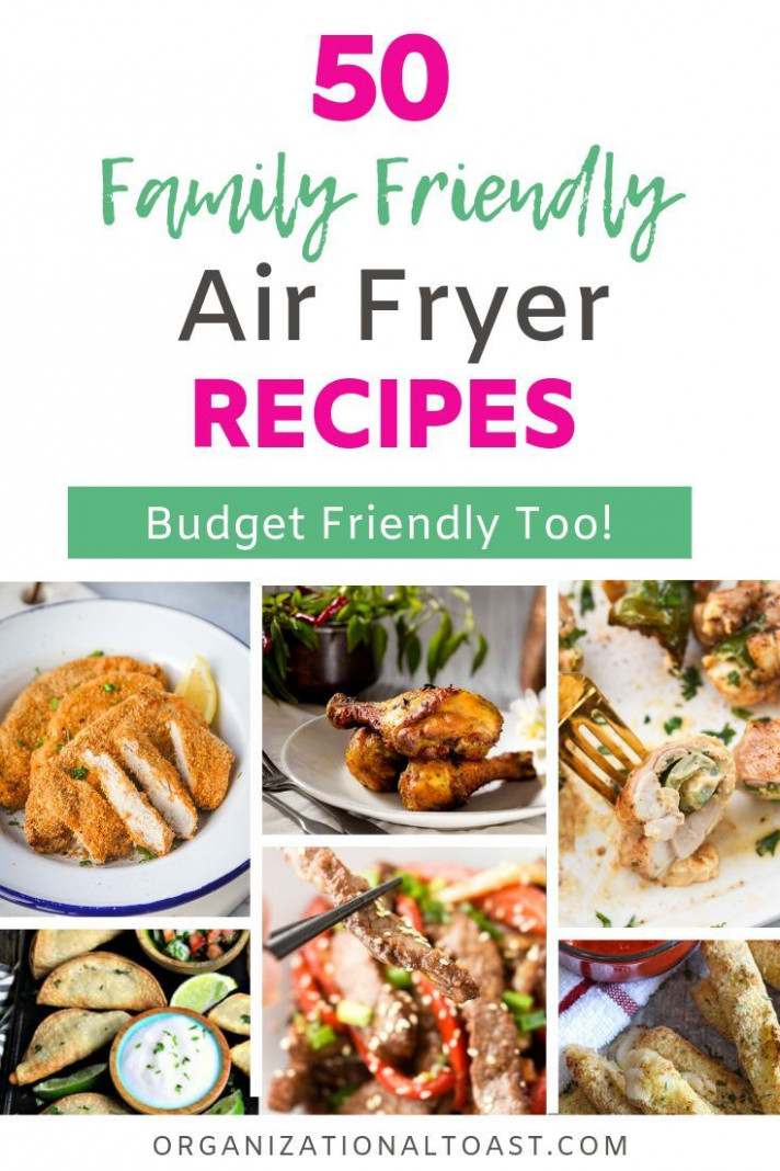 14 Budget Friendly and Easy Air Fryer Recipes   Meal ..