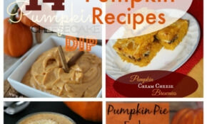 14 Canned Pumpkin Recipes – Recipes With Canned Food
