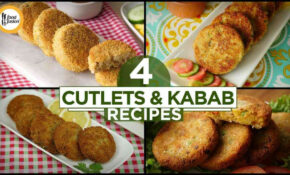 14 Cutlets/Kabab Recipes By Food Fusion (Ramzan Special ..