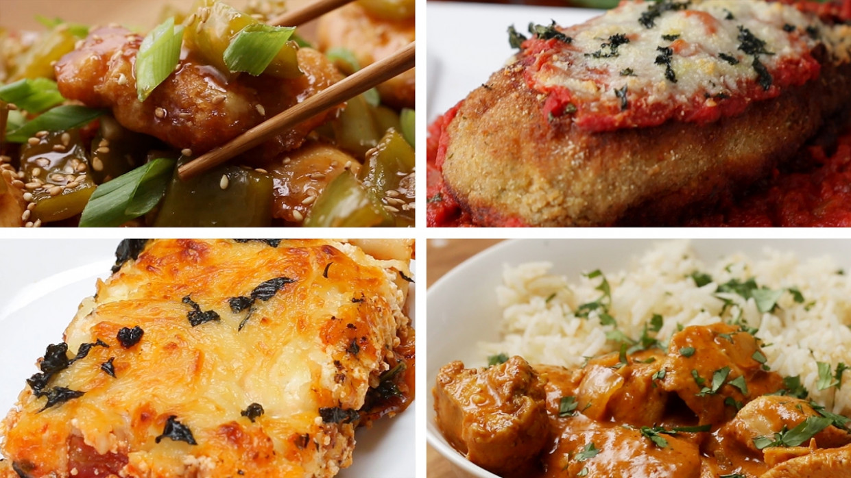 14 Date Night Dinners - saturday night dinner recipes