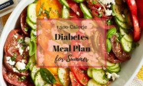 14 Day Diabetes Meal Plan For Summer | EatingWell – Recipes Vegetarian Diabetic