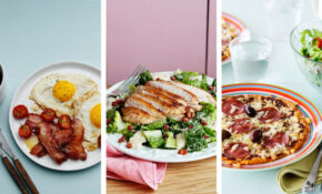 14-Day Ketogenic Diet Meal Plan with Recipes & Shopping ...