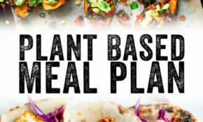 14 Day Plant Based Diet Meal Plan – A Couple Cooks – Diet Food Recipes