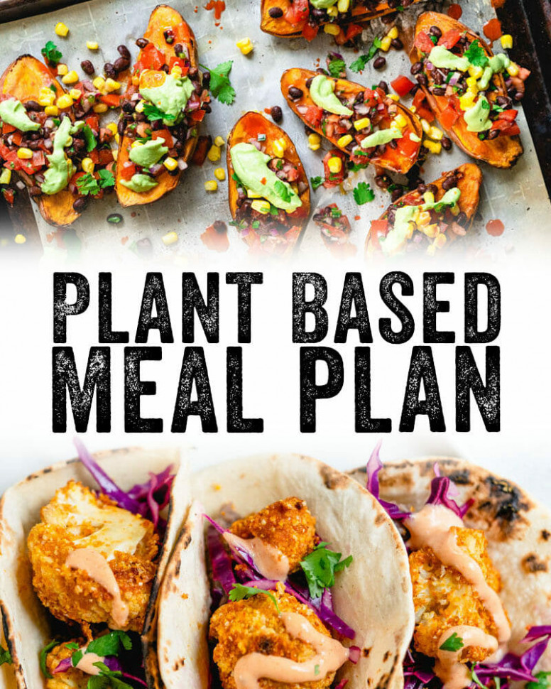 14 Day Plant Based Diet Meal Plan – A Couple Cooks - Diet Food Recipes