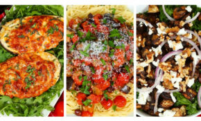 14 Delicious Eggplant Recipes | Dinner Made Easy – Delicious Vegetarian Recipes Dinner