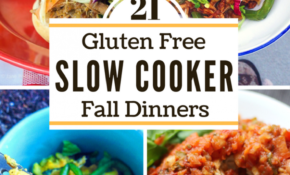 14 Delicious Gluten Free Slow Cooker Dinner Recipes For Fall – Dinner Recipes That Are Gluten Free