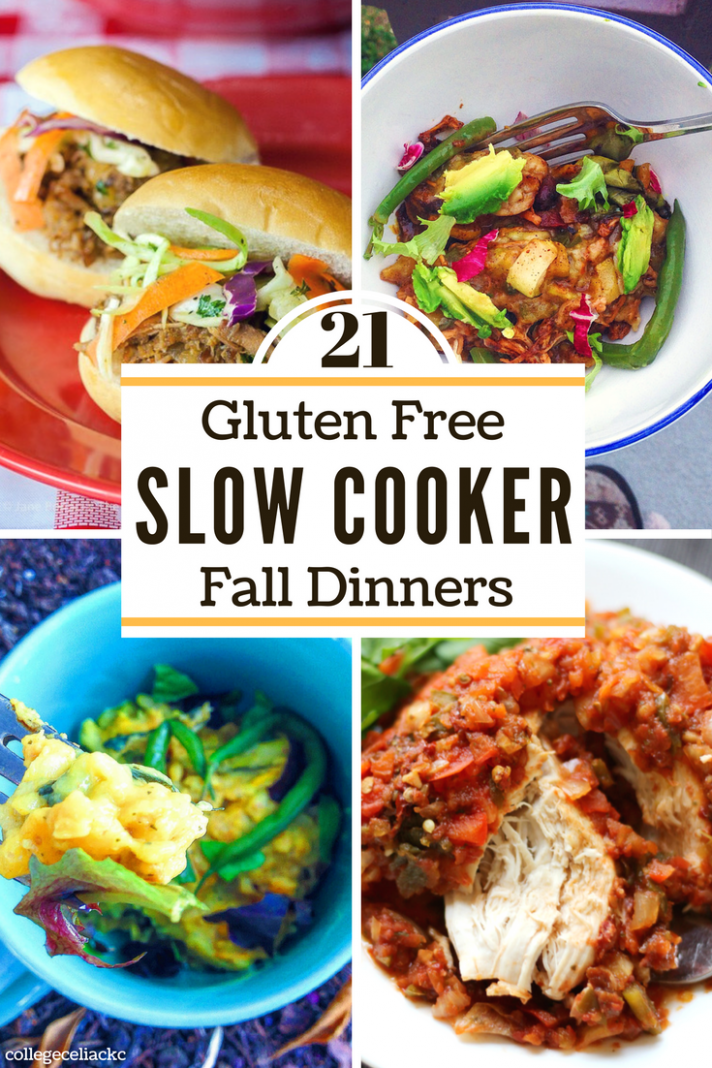 14 Delicious Gluten Free Slow Cooker Dinner Recipes For Fall - dinner recipes that are gluten free