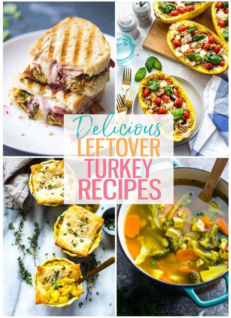 14 Delicious Leftover Turkey Recipes - The Girl on Bloor - recipes and food