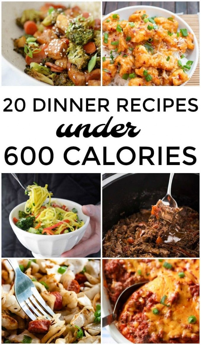 14 Dinner Recipes Under 14 Calories | This Gal Cooks - dinner recipes low calorie