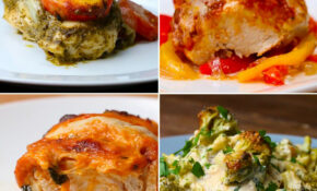 14 Easy Chicken Meals Anyone Can Make | Recipes – Baked Recipes Dinner