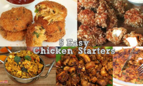 14 Easy Chicken Starters | Indian Non Veg Recipes | Ventuno Home Cooking – Indian Food Recipes Non Vegetarian