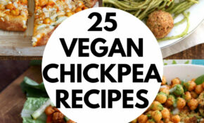 14 Easy Chickpea Recipes That Are Not All Curries. Healthy ..