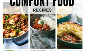14 Easy Comfort Food Recipes | Delicious Meets Healthy – Easy Comfort Food Recipes