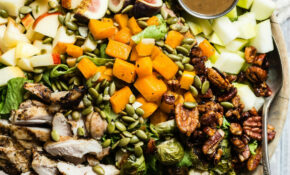 14 Easy Fall Salad Recipes You Need To Make – Foodness Gracious – Fall Recipes Chicken