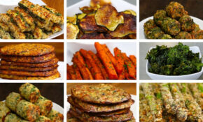 14 Easy Low Carb Veggie Snacks – No Carb Recipes Vegetarian
