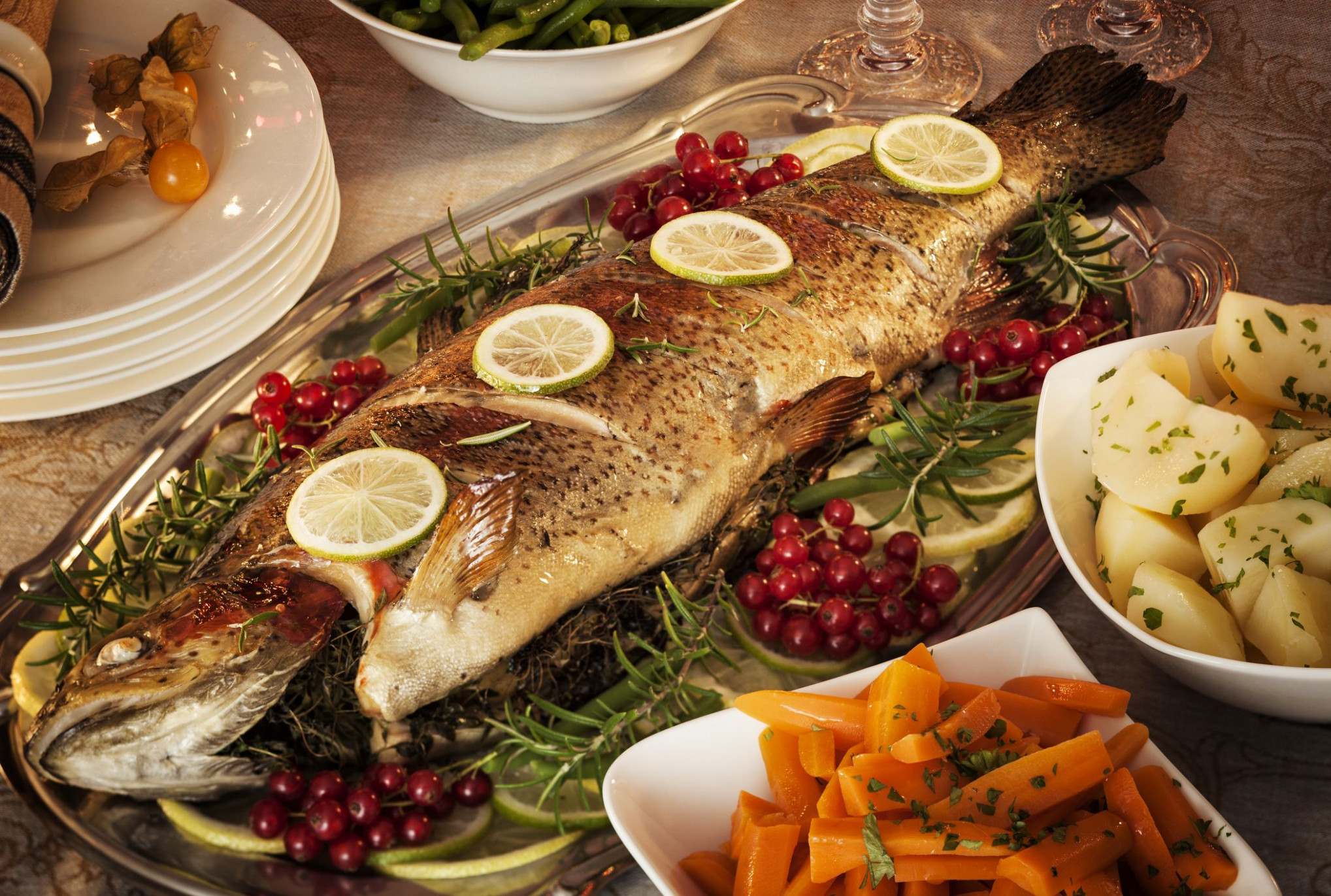 14 Facts About the Feast of the Seven Fishes | Mental Floss - fish recipes for xmas dinner