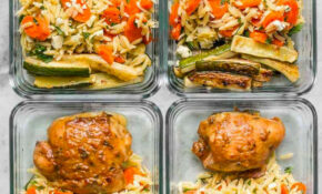 14 Fall Recipes You Can Meal Prep This Week | The Everygirl – Fall Recipes Chicken