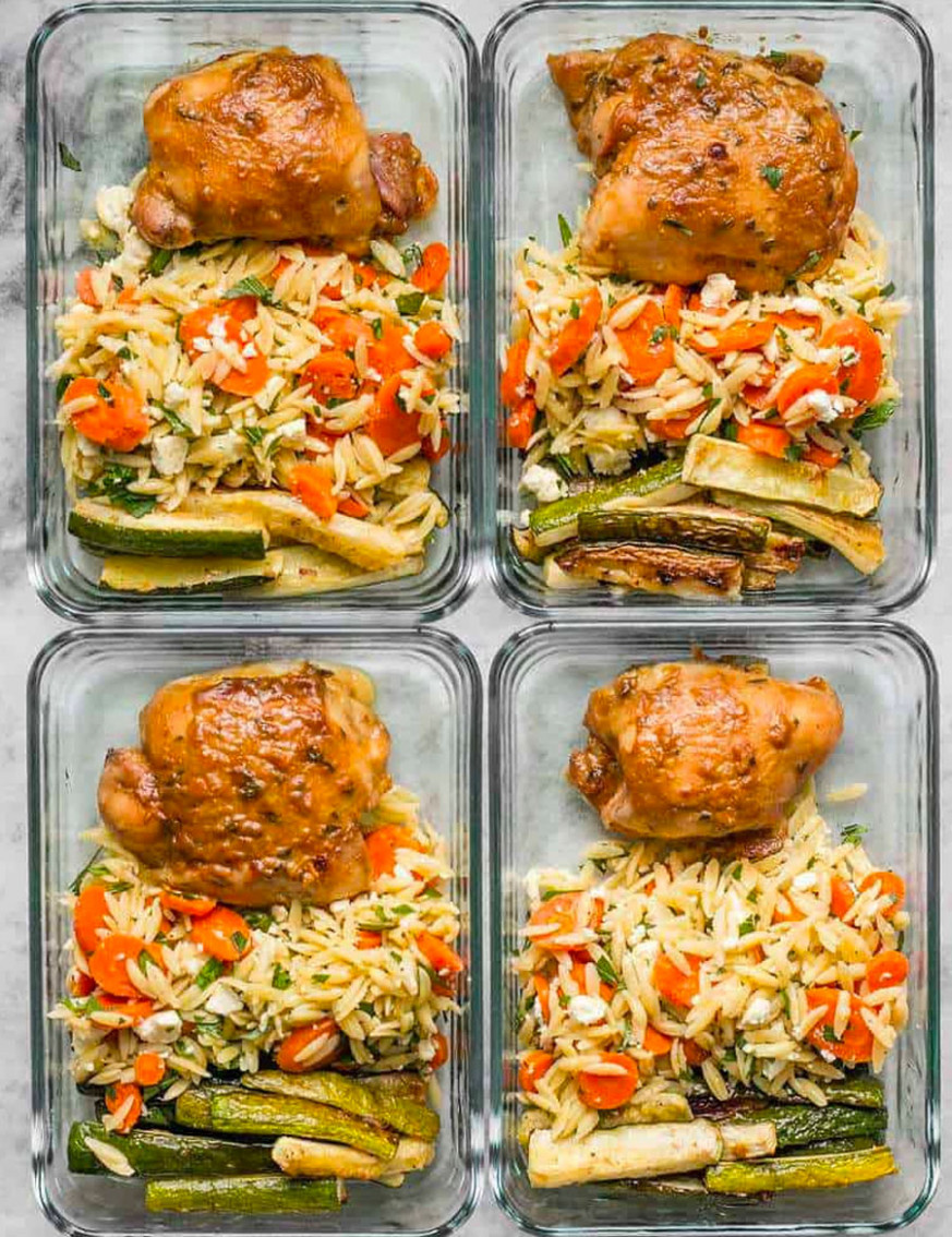 14 Fall Recipes You Can Meal Prep This Week | The Everygirl - fall recipes chicken