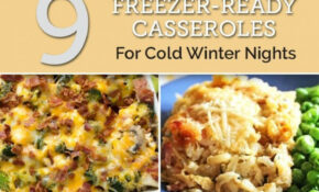 14 Freezer Casseroles For Cold Winter Nights | Recipes ..