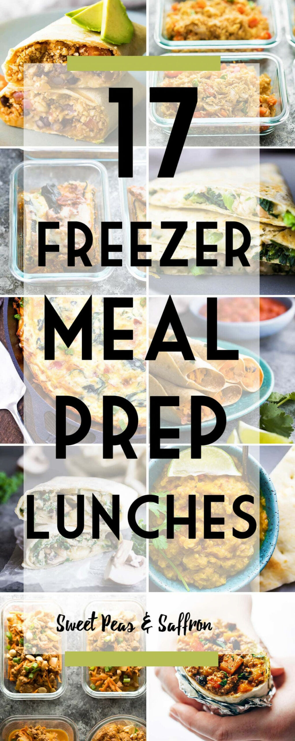 14 Freezer-Friendly Meal Prep Recipes | Sweet Peas and Saffron - food recipes you can freeze
