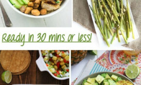 14 Gluten Free Dinner Recipes In Under 14 Minutes – The ..