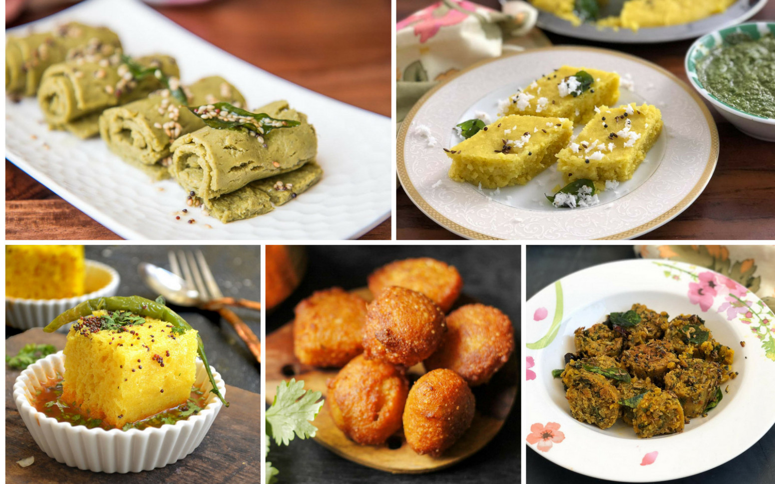 14 Gujarati Snacks You Can Make For Evening Tea Parties by ..
