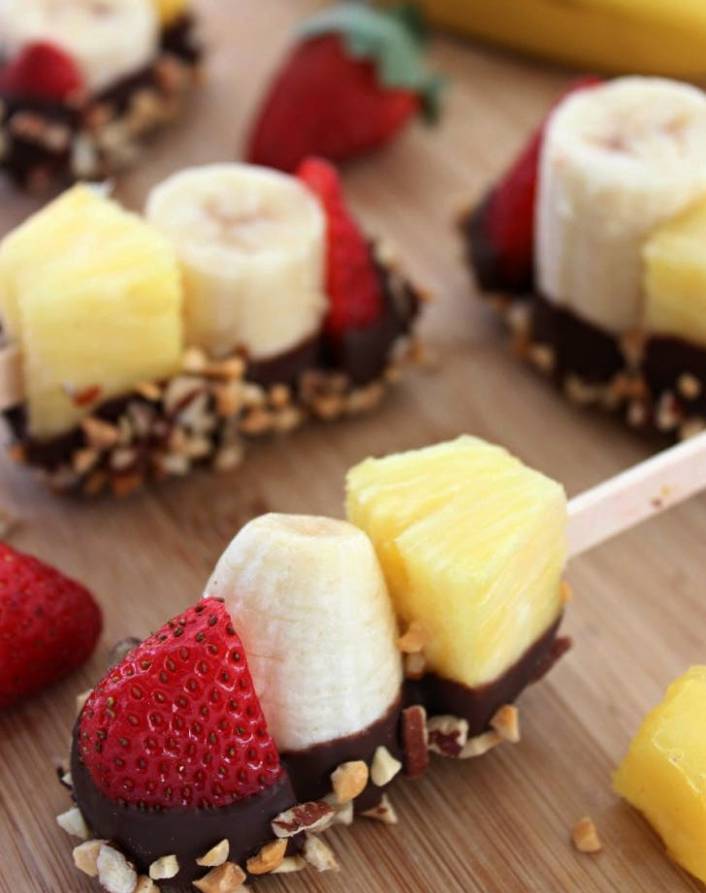 14 Healthy Dessert Recipes For Kids - PureWow - Recipes Baking Healthy
