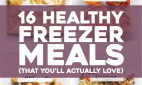 14 Healthy Freezer Meals (That You'll Actually Love) – Pinch ..