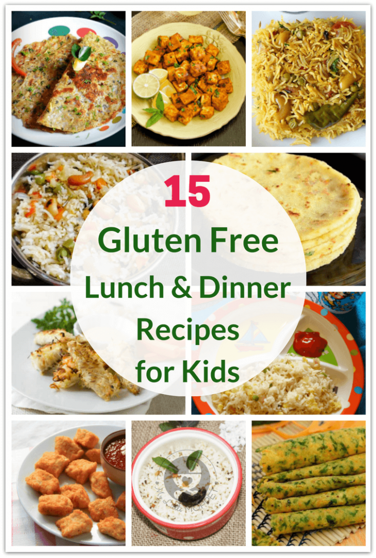 14 Healthy Gluten Free Recipes for Kids - healthy gluten free recipes