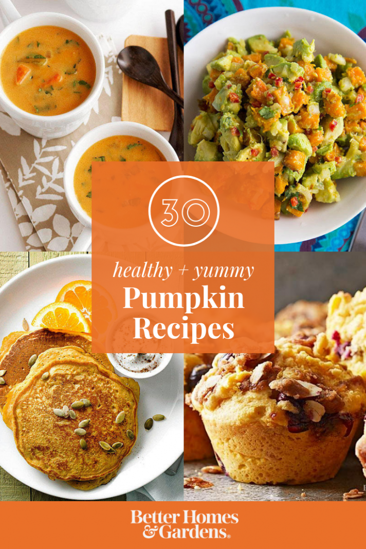14 Healthy Pumpkin Recipes You Can Make in Just 14 Minutes ..