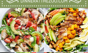 14 Healthy Salad Recipes – Dinner At The Zoo – Diet Food Recipes
