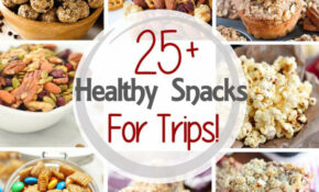 14+ Healthy Snacks For Road Trips! – Julie's Eats & Treats ® – Recipes Healthy Snacks