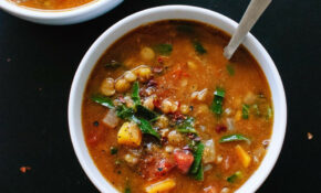 14 Healthy Vegetarian Soup Recipes – Cookie And Kate – Recipes Vegetarian Soup