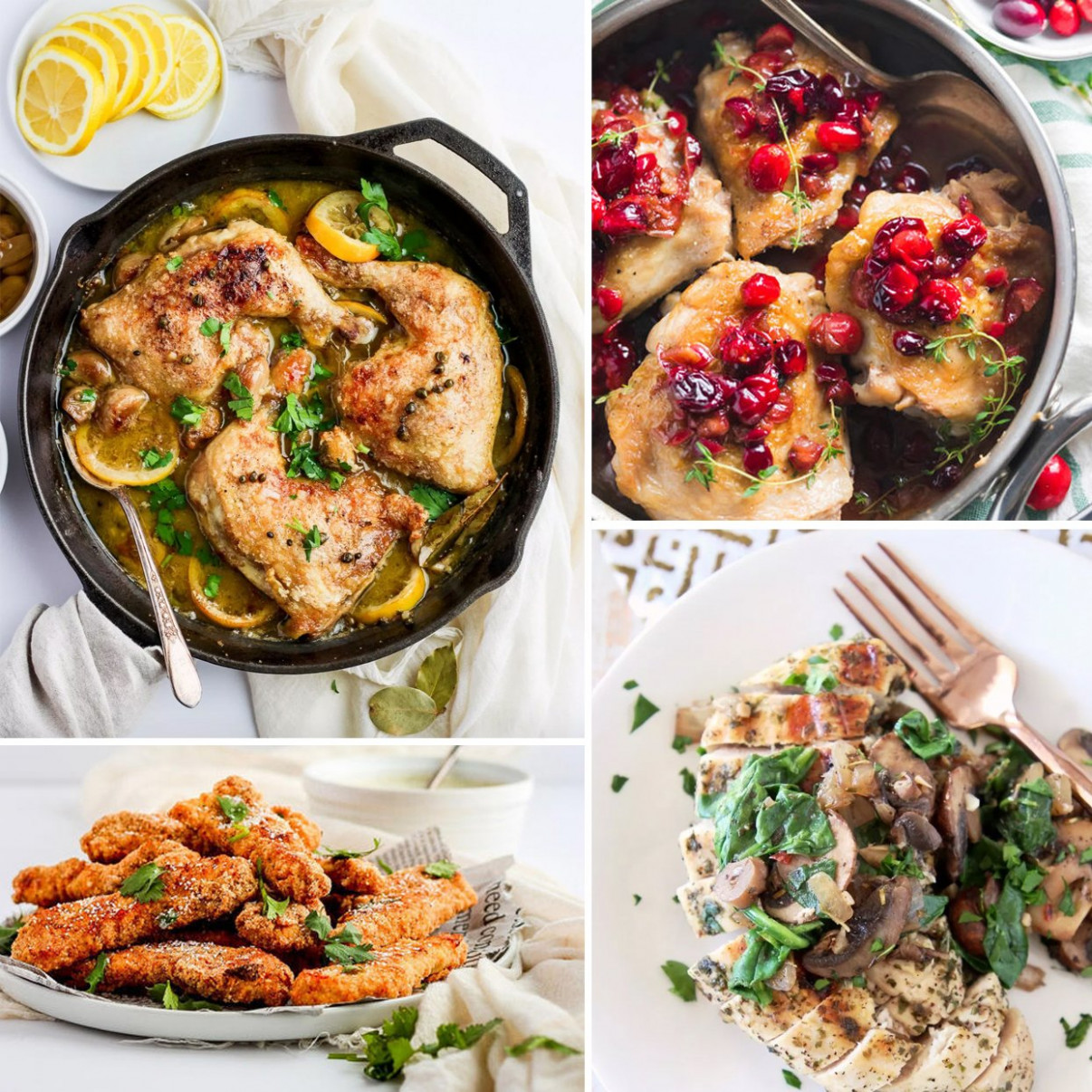 14 Healthy Whole 14 Chicken Recipes | Shape - chicken recipes to lose weight